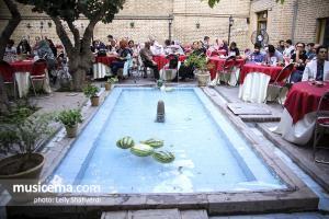 مراسم نکوداشت زادروز پیشکسوتان موسیقی - 16 شهریور 1396