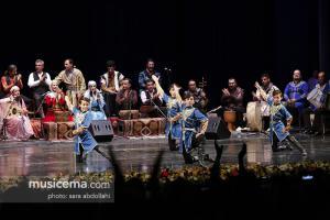 هفدهمین جشن خانه موسیقی - 10 مهر 1395