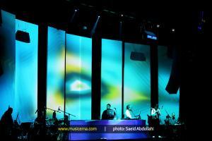 کنسرت کاکوبند در نمایشگاه بین المللی - 21 دی 1394