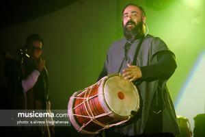 کنسرت کاکوبند در قشم - 8 فروردین 1396