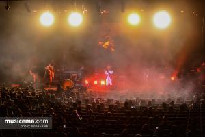 کنسرت کاکو بند - 27 خرداد 1398