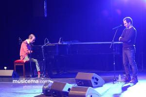 کنسرت گروه کماکان در جشنواره موسیقی فجر - 27 دی 1395