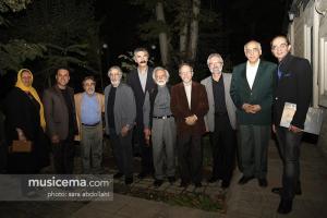 شب کامبیز روشن روان - کانون زبان فارسی - 14 شهریور 1395
