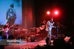 کنسرت کامران رسول زاده در تالار ایوان شمس - 8 بهمن 1395