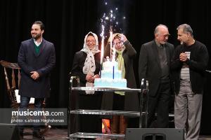 جشن یازدهمین سالگرد تأسیس کانون ادبی زمستان - 11 دی 1395