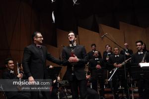 کنسرت ارکستر بادی کارا در جشنواره موسیقی فجر - 26 دی 1395