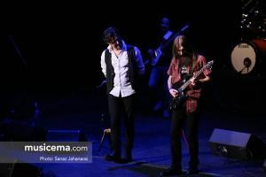 کنسرت کاوه آفاق در جشنواره موسیقی فجر - 24 دی 1395
