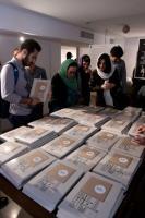مراسم رونمایی از آلبوم مانی جعفر زاده - اردیبهشت 1394