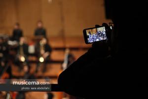 کنسرت ارکستر خانه  هنرمندان ایران در جشنواره موسیقی فجر - 25 دی 1395