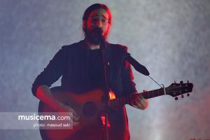 کنسرت کیان پورتراب در جشنواره موسیقی فجر - 26 دی 1395