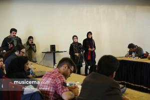 نشست خبری جشنواره موسیقی کلاسیک ایرانی (کماج) - 14 آذر 1395