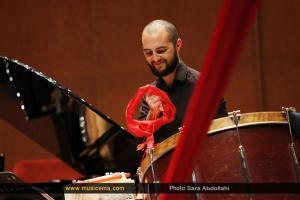 آنسامبل لوگانو سوییس - فستیوال موسیقی معاصر - 8 اردیبهشت 1395