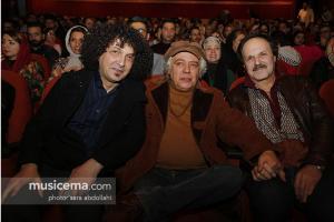کنسرت مانی رهنما و رضا تاجبخش - 15 دی 1395