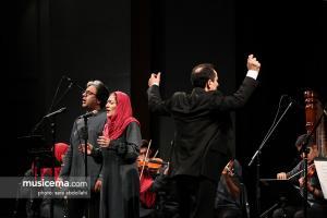 کنسرت ارکستر مانجین به رهبری ارسلان کامکار - 30 آبان 1397