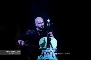 کنسرت مسیح و آرش در سی و پنجمین جشنواره موسیقی فجر - 23 بهمن 1398