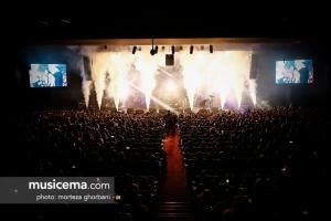 کنسرت مسیح و آرش - 13 و 14 دی 1397