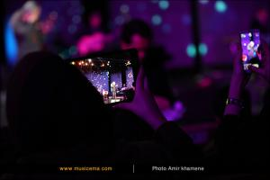 کنسرت مازیار فلاحی در جشنواره فجر - 23 بهمن 1393
