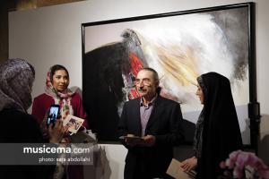 نمایشگاه نقاشی مهدی علیزاده با اجرای گروه مهیار علیزاده - 15 اردیبهشت 1396