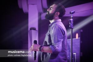 کنسرت مهدی یراحی در تالار مجلل - 8 تیر 1396