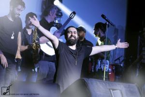 کنسرت مهدی یراحی در شیراز - 5 مرداد 1396