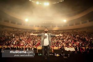 کنسرت مهدی یراحی - 1 خرداد 1396