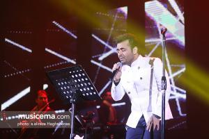 کنسرت میثم ابراهیمی در جشنواره موسیقی فجر - 27 دی 1395