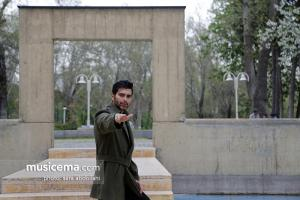 مراسم رونمایی آلبوم «تو آزادی» اثر «معین سجادی» - 25 فروردین 1396