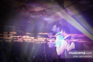کنسرت محمد علیزاده در سمنان - 23 دی 1395