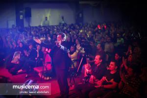 کنسرت محمد علیزاده در تبریز - 1، 2 و 3 مرداد 1396