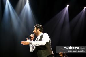کنسرت محمد علیزاده - 19، 20، 21 و 22 آذر 1395