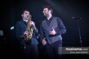 کنسرت محمد علیزاده - 13 و 14 دی 1395