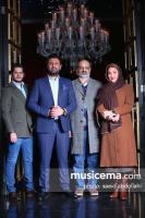 نشست خبری و رونمایی آلبوم «گفتم» نرو اثر «محمد علیزاده» - 26 دی 1395