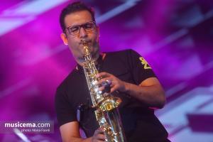 کنسرت محمدرضا گلزار - 6 تیر 1398