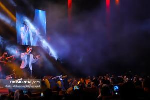 کنسرت محسن ابراهیم زاده در سی و پنجمین جشنواره موسیقی فجر - 26 بهمن 1398