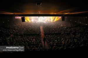 کنسرت محسن ابراهیم زاده در تهران - 3 شهریور 1398