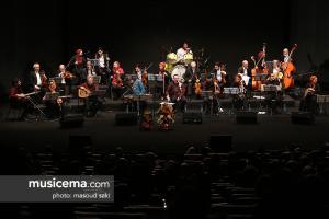 کنسرت عبدالحسین مختاباد - 16 دی 1395
