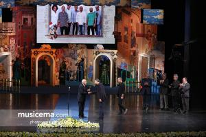 چهارمین جشن سالانه موسیقی ما - 25 آذر 1396 (سری چهارم)