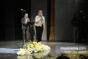 چهارمین جشن سالانه موسیقی ما - 25 آذر 1396 (سری نهم)