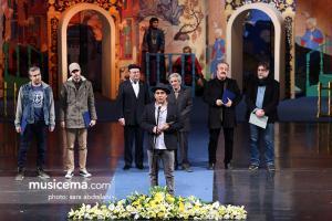 چهارمین جشن سالانه موسیقی ما - 25 آذر 1396 (سری دهم)