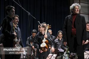 کنسرت «اینتر ارکستر تهران» به رهبری نادر مشایخی - 23 اسفند 1395