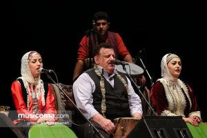 کنسرت ناصر وحدتی در تالار وحدت - مرداد 1395