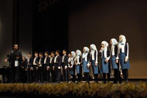 اختتامیه سومین جشنواره و جایزه همایون خرم (نوای خرّم) - 17 دی 1395