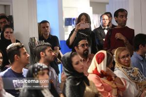 مراسم رونمایی آلبوم «از نهان تا بیکران» اثر نیلوفر محبی - 10 تیر 1396