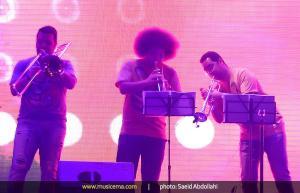 کنسرت امید حاجیلی در تهران - 2 اسفند 1393