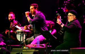 کنسرت امید حاجیلی - دی 1393