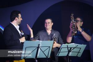 کنسرت امید حاجیلی در قشم - 7 فروردین 1396
