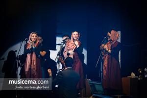 کنسرت امید حاجیلی - 24 اسفند 1396