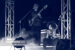 کنسرت گروه پالت و گروه داماهی - 28 شهریور 1396