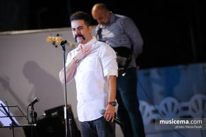 کنسرت گروه پالت در تهران - ۳۰ مرداد ۱۳۹۸