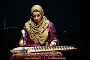 کنسرت تکنوازی قانون پریچهر خواجه - سیامین جشنواره موسیقی فجر